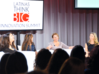 Recently launched in the Bay Area, Latinas Think Big is a global community for career and business success.