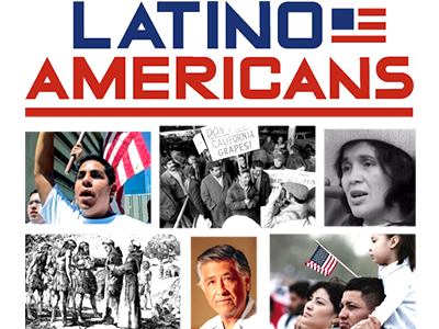 Selected programs will feature episodes from Latino Americans: 500 Years of History, the landmark PBS documentary series chronicling the rich and varied history of Latinos who helped shape North America over the last 500 years.