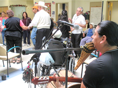 Seniors dance to live music at the Center for Elders' Independence in Oakland. Their stories are proof that community and activity renews life energy.