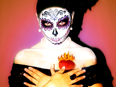 La Catrina is often associated with Dia de los muertos. Photo by Rig Galvez.