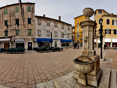 The town of Sinj in central Croatia is a prime example of how tourists are rewarded for traveling 'out of the box'.