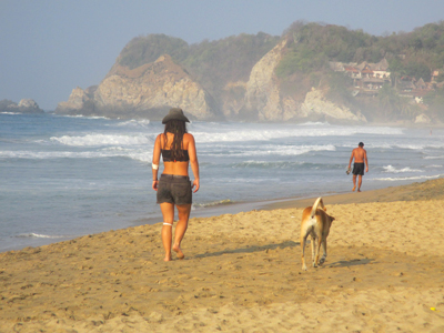 Only travelers and seekers make the journey to Zipolite, which offers a rare diversity of experience for visitors.